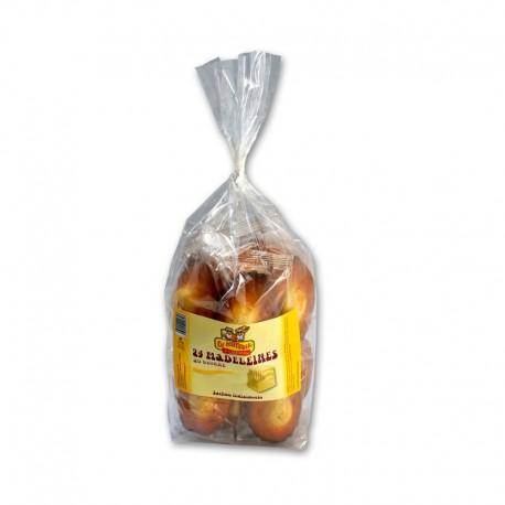 24 Madeleines Ecureuils - Paquet (sachet individuel)