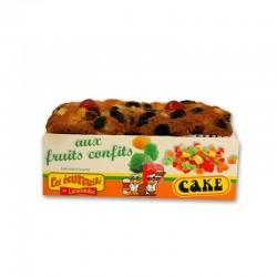 Cake Ecureuils aux fruits confits