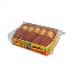 10 Madeleines Ecureuils