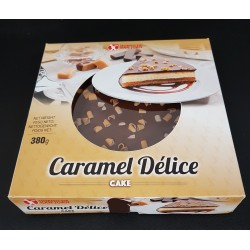 Tarte Caramel Délice