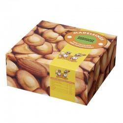 Madeleines Ecureuils - Boîte de 500 gr