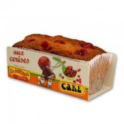 Cake Écureuils aux cerises - 350 gr