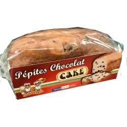 Cake Écureuils aux pépites de chocolat - 300 gr