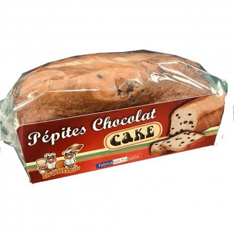 Cake Écureuils aux pépites de chocolat