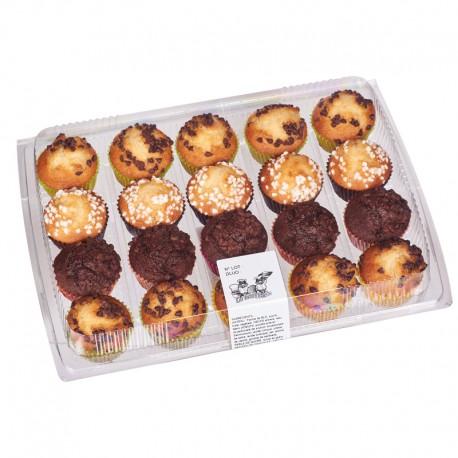 mini muffins par 20